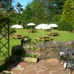 Stanley Arms Hotel Garden 3